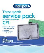 Interpet Three Months Service Filter Cartridge Pack CF1