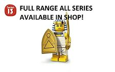 Lego minifigures egyptian warrior series 13 (71008) unopened new factory sealed