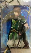 Lancer Hektor Fate Grand Order FGO Wafer Card Vol 6 N 05 Bandai NEW