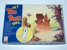 TOM POES HET SPEL BOARDGAME 1980s SIO HOLLAND MAARTEN TOONDER PUSS
