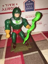 KING HISS He-Man & the Masters of the Universe 80's Vintage Original RARE MOTU