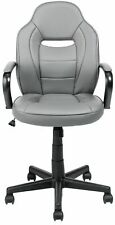 Argos Home Mid Back Gaming Chair - Grey ( New Other ) Rkh401