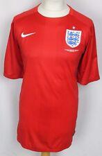 ENGLAND AWAY FOOTBALL SHIRT 14-15 NIKE MENS XXL BRAZIL