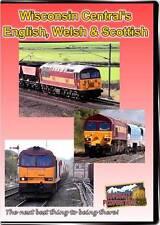 Wisconsin Central's English Welsh & Scottish Railway DVD NEW Highball Britain