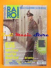 rivista RARO 139/2002 Elvis Presley Patty Pravo Miguel Bose' Agricantus  No cd
