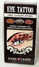 HARD CANDY Eye Tattoo Animal EYESHADOW Get 3 ANIMAL Eyeshadow Appliques Sets