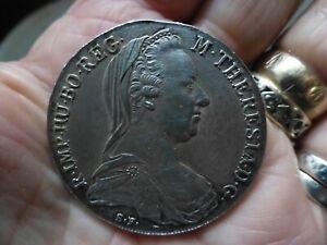 Maria Theresa Thaler Silver Bullion Coin. Austria.