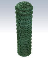 RETE METALLICA GRIGLIA ROMBO REPLAX T70 CAVATORTA H.150 - 25M PLASTIFICATA VERDE