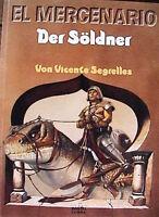 EL MERCENARIO # 1 Der Söldner ( Bastei 1.Auflage Softcover )