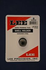 LEE Hand Priming Tool Shell Holder #8 New in Package #90208