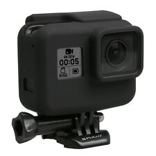 For GoPro HERO 7/5, Housing Soft Silicone Protective Case Skin with Lens Cover
