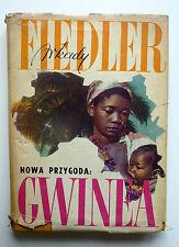 Arkady Fiedler - Nowa przygoda: Gwinea 1964