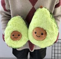 Hot sale Avocat fruits jouets en peluche peluche poupées coussin oreiller Home