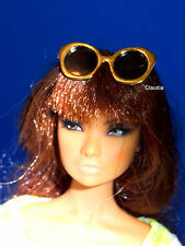 Fashion Royalty Jason Wu 1:6 SCALE GOLD FRAME SUNGLASSES for Poppy Parker Barbie