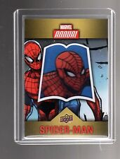 2016 Upper Deck  Marvel Annual  Character CP-15 Patch card
