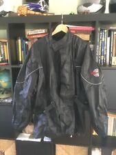 Milwaukee Motorcycle Clothing Company Rain Gear Jacket & Pants Size XL Men