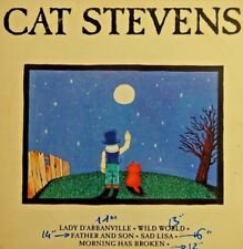 CAT STEVENS : WILD WORLD / FATHER AND SON - [ CD SINGLE PROMO ]