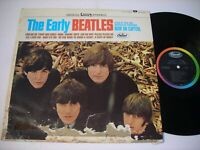 The Early Beatles 1965 Stereo LP VG++