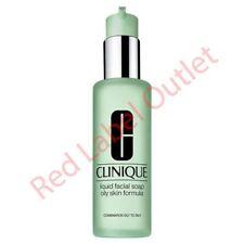 Clinique Liquid Facial Soap Oily (Oily Skin) 200ml For Women