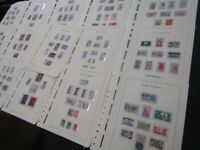 Nystamps France much mint NH stamp collection Album page !