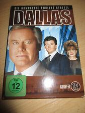 DVD Dallas - komplette 12.  Staffel 3 Disc  TV Serie Klassiker