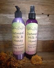 Womens Body Lotion & Body Mist Set 8oz -Pick Your Scent