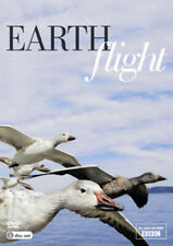 Earthflight DVD (2012) John Downer cert E 2 discs ***NEW*** Fast and FREE P & P