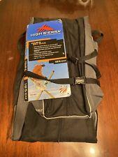 New High Sierra Double Ski Bag/backpack