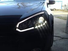 ORIGINALE sonar FANALI VW GOLF 6 vi 08-12 con luce di marcia diurna LED LIGHTBAR Set
