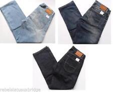 32L Relaxed Regular Indigo, Dark wash Men's Jeans