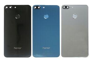 Genuine Huawei Honor 9 lite LLD-L31 Rear Battery Back Glass Cover Camera Lens