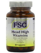 FSC Head High Vitamins for Healthy Hair - 60 Caps