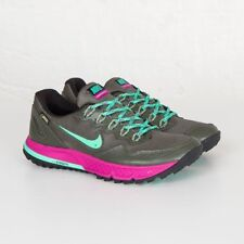 Nike Air Zoom Women's Wildhorse 3 GTX Running Shoes 805570-300 Size 5