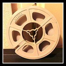Standard 8mm 50ft/15m CINE FILM Spool/Reel-condizione molto buona