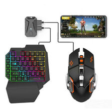 Box 4 in 1 gaming per smartphone mouse e tastiera Android IOS Bt V4.0 cellulare