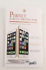 2 x iPhone 6 Plus Displayschutz Handyfolie Clear Screen Protector