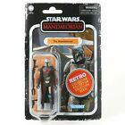 Star Wars Vintage Retro Collection The Mandalorian 3 3/4-Inch Action Figure