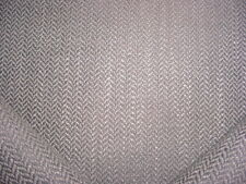 19Y Romo 7688 Layton Pewter Blue Woven Herringbone Upholstery Fabric