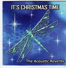 (FI28) The Acoustic Reverbs, It's Christmas Time - 2014 CD