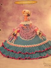 Annie's Attic Belle Of The Ball Glorious Gowns Rosemary Crochet Doll Pattern