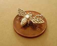 STERLING SILVER BUMBLE BEE CHARM CHARMS