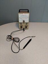 Used Heathkit Vtvm Model Im 18 Vacuum Tube Voltmeter Powers On Free Shipping