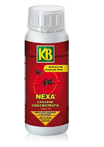 KB Insecticida Concentrado Antimosquito Nexa 500ML Protección Jardín Casa