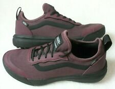 Vans Women's UltraRange Ac Skate Trail shoes Catawba Grape Black Size 8.5 NEW