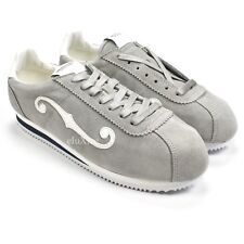 3d9c6e32f6 NWT Undercover JAPAN Jun Takahashi Men's Gray Suede Cortez Sneakers L  AUTHENTIC