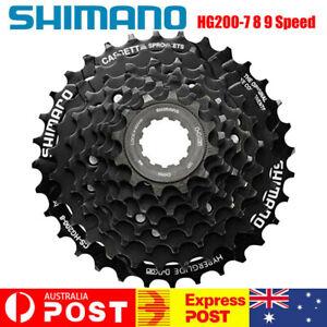 Shimano Altus CS-HG200-7 8 9 Speed Mountain Bike Bicycle Cassette 11 12-32T
