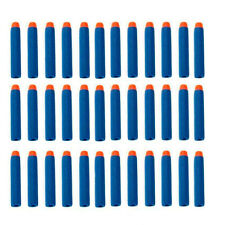 NEW 100pcs Ammo Bullets Soft Hollow Hole Head Foam Refill Darts Toy Gun Kids
