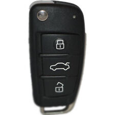Genuine 3 Button Remote Fob Key 433 Mhz For Audi A4, A4 Cabrio 8E0837220Q