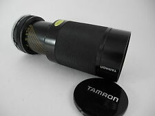 TAMRON 80~210 MACRO ADAPTALL 2 MOUNT LENS FOR YASHICA CONTAX OR ANY MOUNT