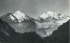 1970 - NEPAL - POSTCARD FOR MANCHESTER NEPALESE EXPEDITION, USED